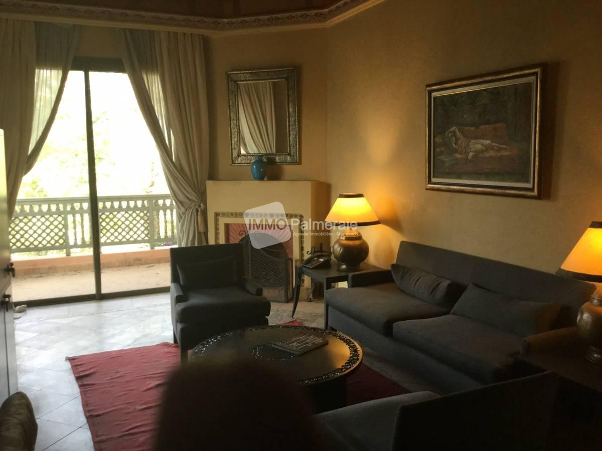Appartement 3 chambres à la palmeraie