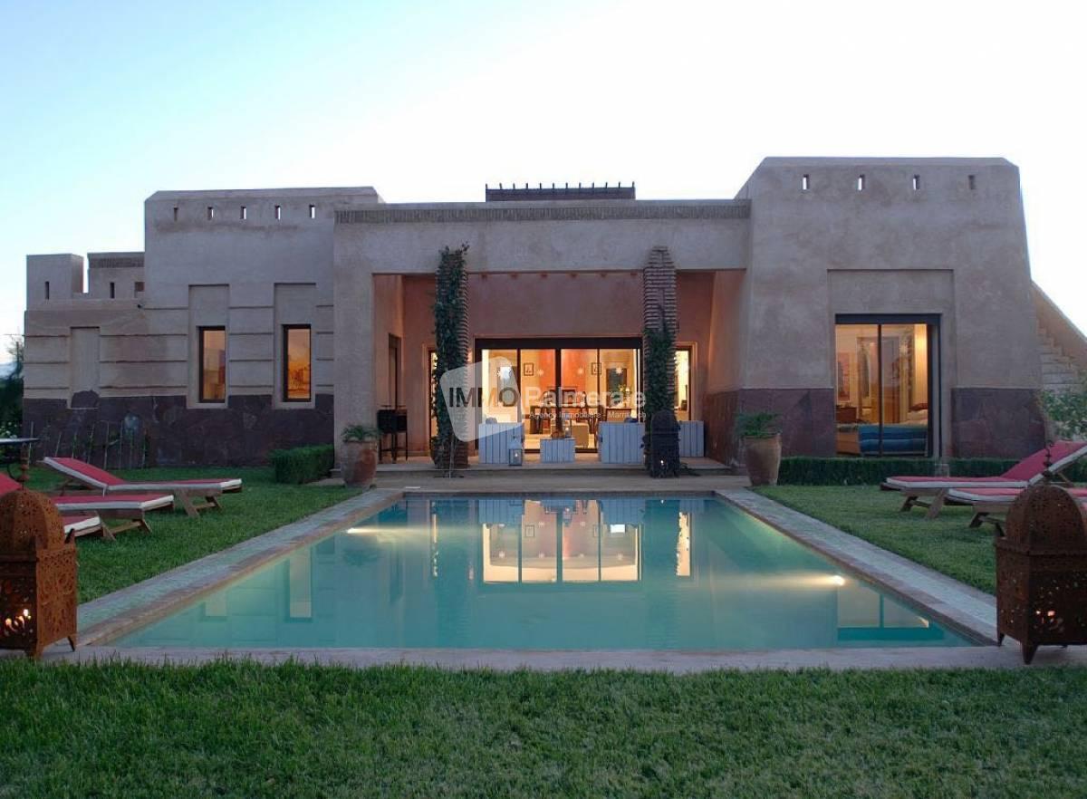 Villa de luxe à  louer en longue durée