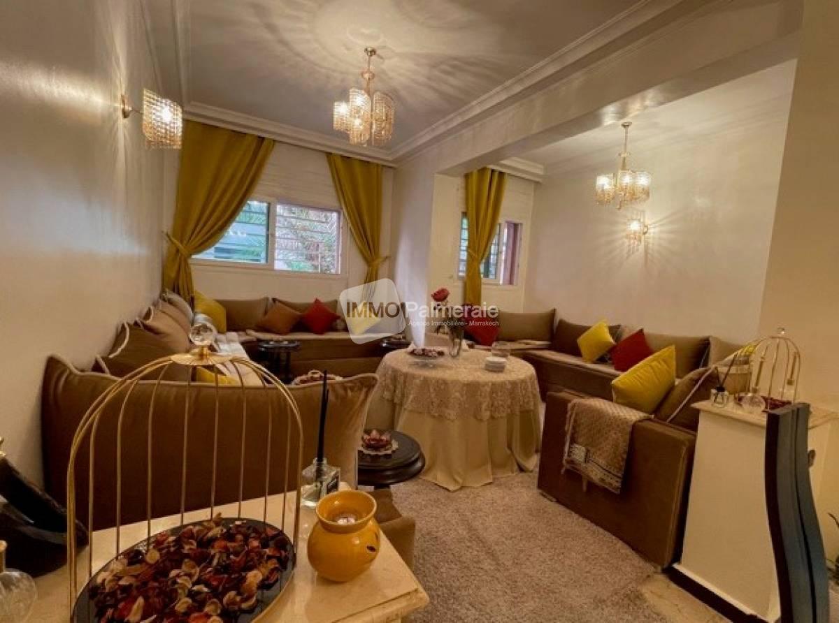 Appartement 2 chambres à vendre-Guéliz