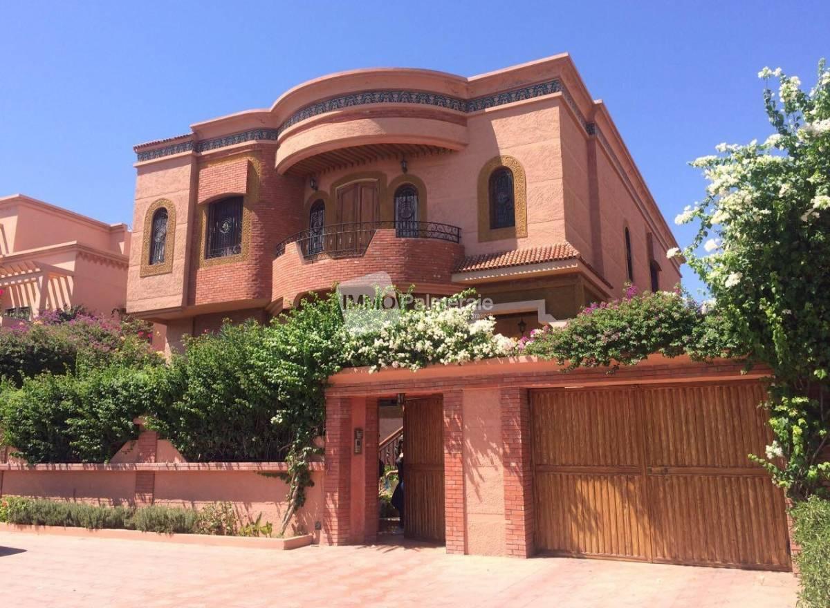 Magnifique villa à TARGA